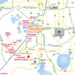 Attractions Map : Orlando Area Theme Park Map : Alcapones   Map Of Theme Parks In Florida
