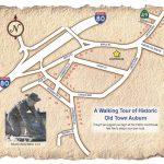 Auburn, Ca   Auburn California Map
