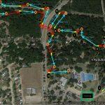 Audubon Park | Professional Disc Golf Association   Texas Golf Courses Map