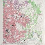 Austin, Texas Topographic Maps   Perry Castañeda Map Collection   Ut   Austin Texas Elevation Map