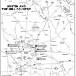 Austin Texas Tourist Map   Austin Texas • Mappery   Printable Map Of Austin Tx