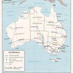 Australia Maps | Printable Maps Of Australia For Download   Free Printable Map Of Australia