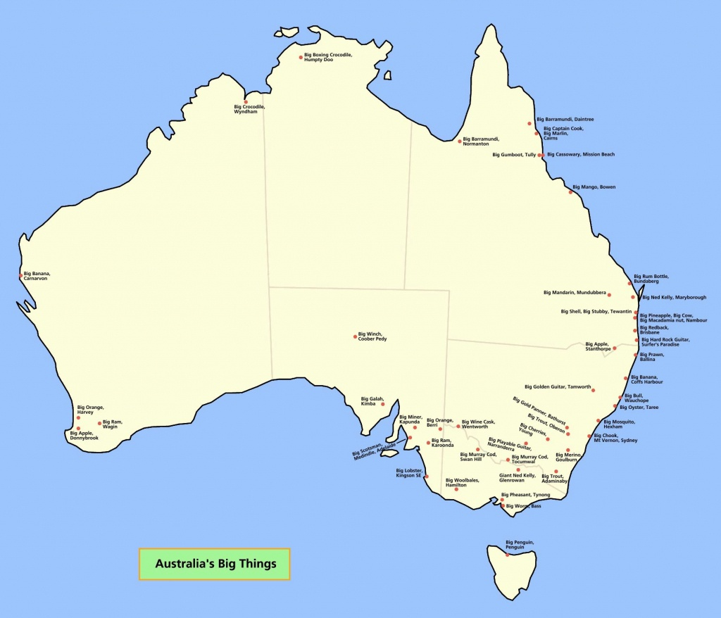 Australia Maps | Printable Maps Of Australia For Download - Printable Map Of Australia With Cities And Towns Pdf