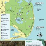 Bald Point State Park On Alligator Point   Beaches   Things To Do   Alligator Point Florida Map