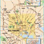 Baltimore Metro Area Map   Printable Map Of Baltimore