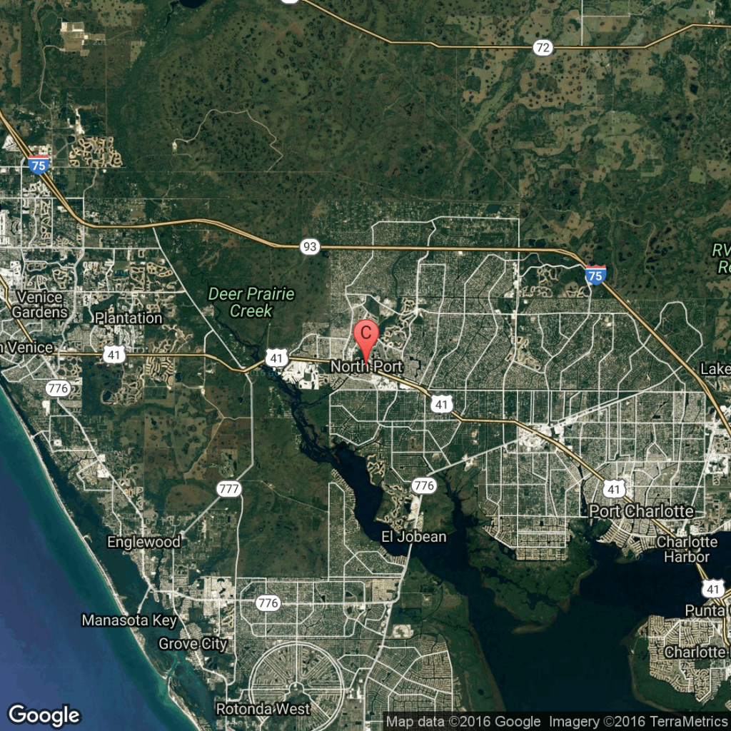 Beaches That Allow Dogs In North Port, Florida | Usa Today - Where Is Northport Florida On The Map