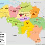 Belgium Maps | Maps Of Belgium   Printable Map Of Belgium