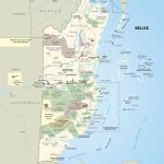 Belize | Getting Ready For Retirement | Map Of Belize, Belize   Printable Map Of Belize