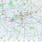 Berlin Maps   Top Tourist Attractions   Free, Printable City Street Map   Printable Map Of Berlin
