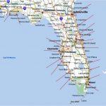 Best East Coast Florida Beaches New Map Florida West Coast Florida   Map Of Florida Beach Towns