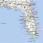 Best East Coast Florida Beaches New Map Florida West Coast Florida   Map Of Florida Gulf Coast Beach Towns