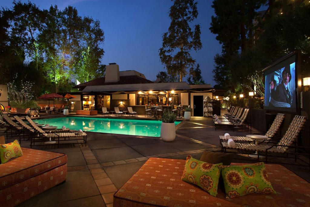 Best Hotels Near Universal Studios And All Its Attractions - Map Of Hotels Near Universal Studios California