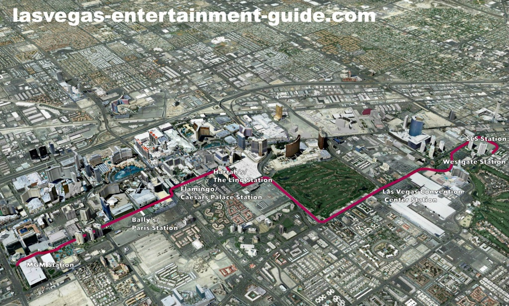 Best Las Vegas Strip Maps - Las Vegas Strip Map 2016 Printable
