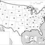 Best Of Us Map States Quiz Printable 4003 | Passportstatus.co   Us States Map Test Printable