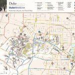 Bicycling | Parking & Transportation | Duke   Duke University Campus Map Printable