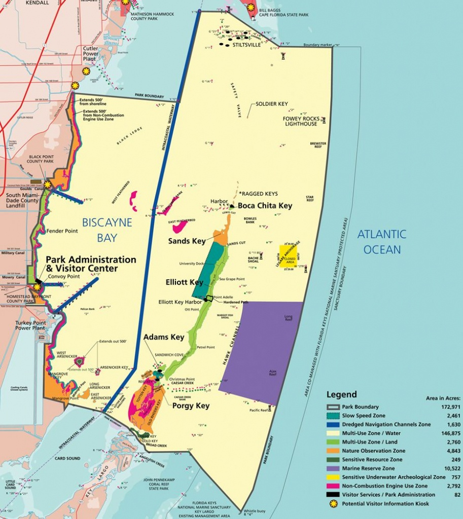 Biscayne National Park Map - Yahoo Search Results   I Want To Go To - Los Cayos Florida Map