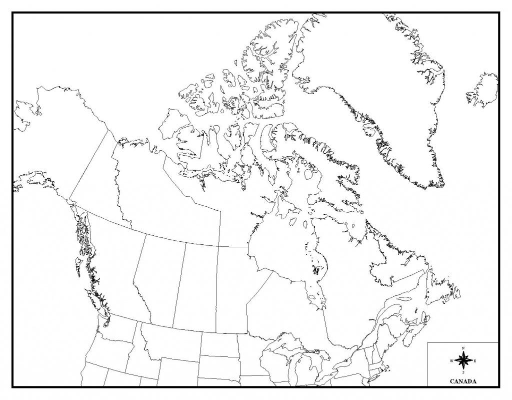 Blank Canada Map Quiz Map Canada Quiz   Travel Maps And Major - Map Of Canada Quiz Printable