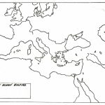 Blank Map Of Roman Empire | Cc History | Roman Empire, Ancient World   Roman Empire Map For Kids Printable Map