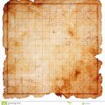 Blank Pirate Treasure Map Stock Illustration. Illustration Of Pirate   Printable Treasure Map Template