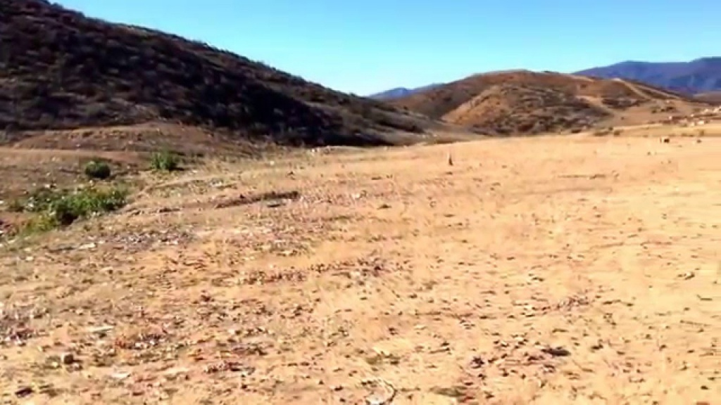 Blm Shooting Area Near Lake Elsinore, Riverside County, California - Blm Shooting Map Southern California