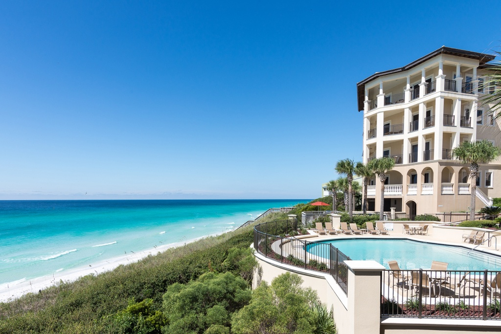 Blue Mountain Beach Florida Real Estate Directory - Blue Mountain Beach Florida Map