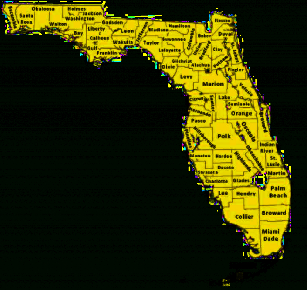 Boat Ramp Finder - Interactive Florida County Map