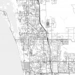 Bonita Springs, Florida   Area Map   Light | Hebstreits Sketches   White Springs Florida Map
