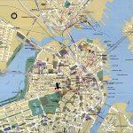 Boston   Google Search | The Beanboston Love In 2019 | Boston Map   Printable Map Of Boston