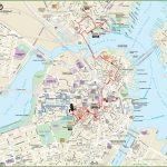 Boston Maps | Massachusetts, U.s. | Maps Of Boston   Printable Map Of Boston