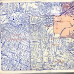 Boyle Heights   Here Is A Simple Street Map, Taken From A 1950   Thomas Bros Maps California