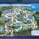 "Brandonblogs On Twitter: ""aquatica Park Map With Added Ray Rush Logo   Aquatica Florida Map"