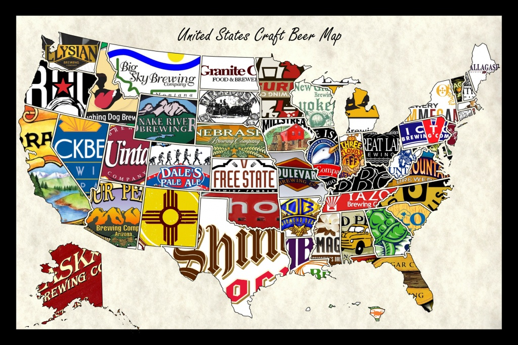 Breweries In Texas Map | Business Ideas 2013 - Texas Breweries Map