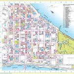 Brisbane City Center Map   Brisbane City Map Printable
