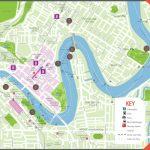 Brisbane Maps | Australia | Maps Of Brisbane   Brisbane City Map Printable
