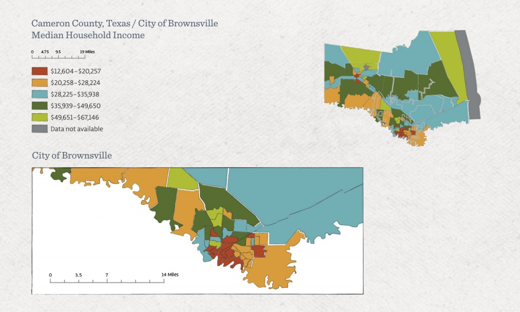 Brownsville / Texas | Mdc - Texas Southmost College Map