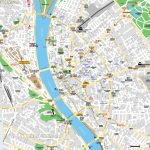 Budapest Maps   Top Tourist Attractions   Free, Printable City   Budapest Tourist Map Printable