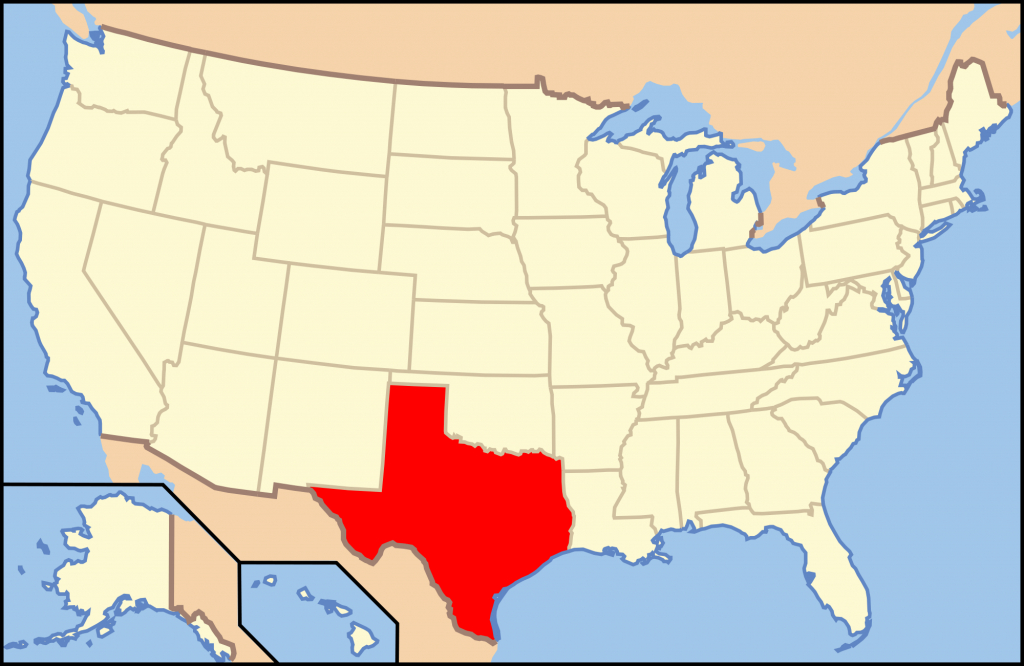 Burnet County, Texas - Wikipedia - Where Is Marble Falls Texas On The Map