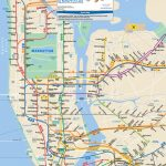 Butterfruit Labs Presents: The Best Coffee In Nycsubway   Nyc Subway Map Manhattan Only Printable