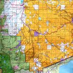 Buy And Find California Maps: Bureau Of Land Management: Northern   California Public Lands Map