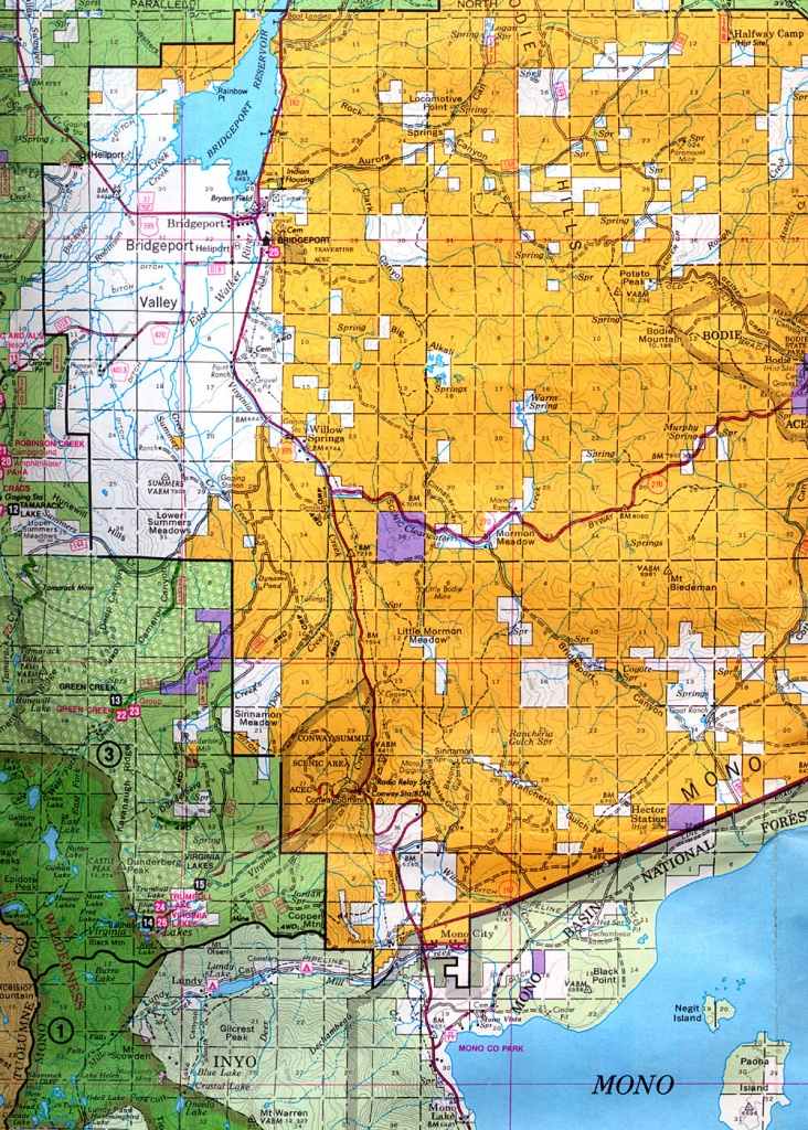 Buy And Find California Maps: Forest Service: Northern Statewide Index - California Forest Service Maps