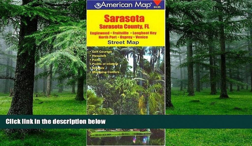 Buy Now Sarasota, Sarasota County, Fl Street Map: Englewood - Street Map Of Englewood Florida