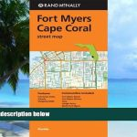 Buy Rand Mcnally Ft. Myers/cape Coral, Fl Street Map (Rand Mcnally   Street Map Of Fort Myers Florida