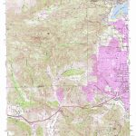Calabasas Topographic Map, Ca   Usgs Topo Quad 34118B6   Calabasas California Map