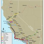 California Amtrak Stations Map | Secretmuseum   Amtrak Map California