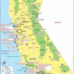 California Attractions Map | Travel In 2019 | California Attractions   Funner California Map