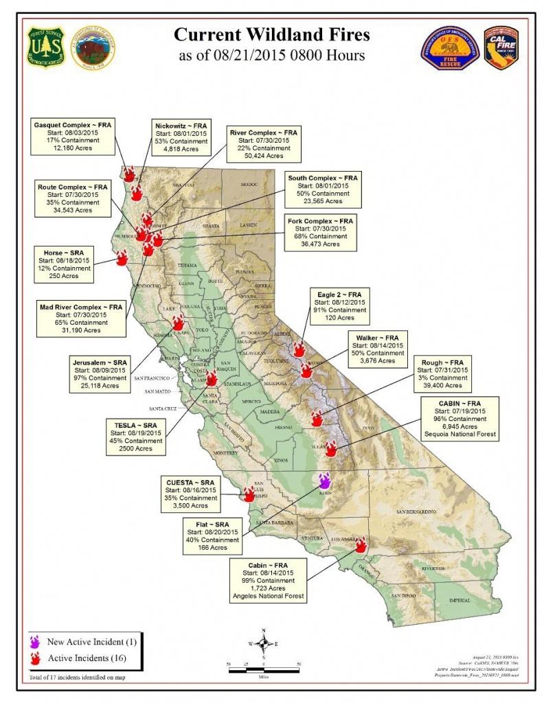 California Fire Map Google 2017 – Map Of Usa District - Fire Map California 2017