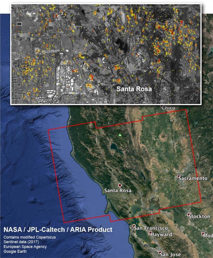 California Fire Map Google Earth – Map Of Usa District - California Fire Map Google