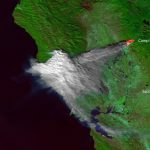California Fire: Satellite Image Shows Camp Fire Smoke Over Bay Area   Map Of Northern California Campgrounds