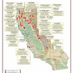 California Fires Map From Cal Fire & Oes June 29 | Firefighter Blog   California Fire Map Right Now