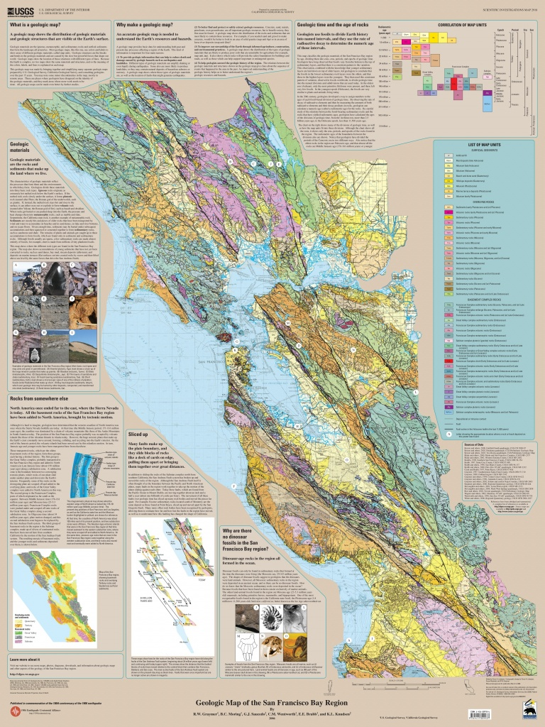 California Geologic Map Google Earth – Map Of Usa District - California Geological Survey Maps